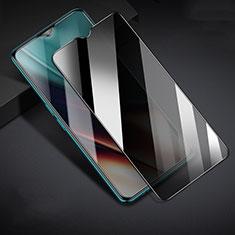 Schutzfolie Displayschutzfolie Panzerfolie Gehärtetes Glas Glasfolie Privacy Skins zum Aufkleben Panzerglas M02 für Realme XT Klar
