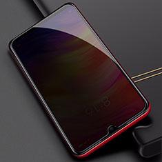 Schutzfolie Displayschutzfolie Panzerfolie Gehärtetes Glas Glasfolie Privacy Skins zum Aufkleben Panzerglas M03 für Xiaomi Redmi Note 8 Klar