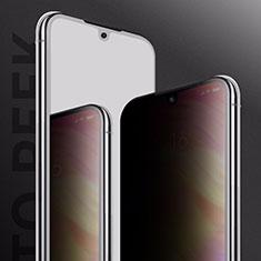Schutzfolie Displayschutzfolie Panzerfolie Gehärtetes Glas Glasfolie Privacy Skins zum Aufkleben Panzerglas M04 für Xiaomi Redmi Note 8T Klar