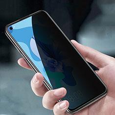 Schutzfolie Displayschutzfolie Panzerfolie Gehärtetes Glas Glasfolie Privacy Skins zum Aufkleben Panzerglas M05 für Huawei Nova 7 5G Klar