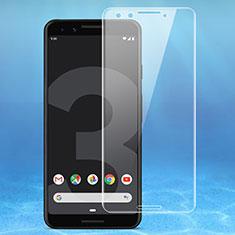 Schutzfolie Displayschutzfolie Panzerfolie Gehärtetes Glas Glasfolie Skins zum Aufkleben Panzerglas für Google Pixel 3 Klar