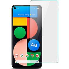 Schutzfolie Displayschutzfolie Panzerfolie Gehärtetes Glas Glasfolie Skins zum Aufkleben Panzerglas für Google Pixel 4a 5G Klar