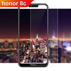 Schutzfolie Displayschutzfolie Panzerfolie Gehärtetes Glas Glasfolie Skins zum Aufkleben Panzerglas für Huawei Honor Play 8C Klar