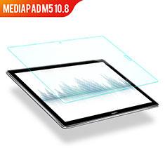 Schutzfolie Displayschutzfolie Panzerfolie Gehärtetes Glas Glasfolie Skins zum Aufkleben Panzerglas für Huawei MediaPad M5 10.8 Klar