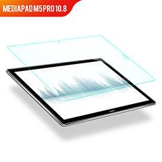 Schutzfolie Displayschutzfolie Panzerfolie Gehärtetes Glas Glasfolie Skins zum Aufkleben Panzerglas für Huawei MediaPad M5 Pro 10.8 Klar
