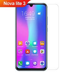 Schutzfolie Displayschutzfolie Panzerfolie Gehärtetes Glas Glasfolie Skins zum Aufkleben Panzerglas für Huawei Nova Lite 3 Klar