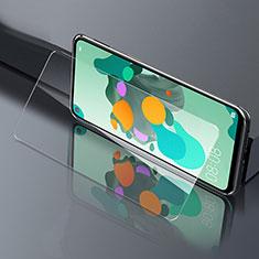 Schutzfolie Displayschutzfolie Panzerfolie Gehärtetes Glas Glasfolie Skins zum Aufkleben Panzerglas für Huawei P40 Lite 5G Klar