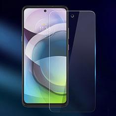 Schutzfolie Displayschutzfolie Panzerfolie Gehärtetes Glas Glasfolie Skins zum Aufkleben Panzerglas für Motorola Moto G 5G Klar