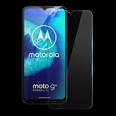 Schutzfolie Displayschutzfolie Panzerfolie Gehärtetes Glas Glasfolie Skins zum Aufkleben Panzerglas für Motorola Moto G8 Power Lite Klar