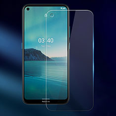 Schutzfolie Displayschutzfolie Panzerfolie Gehärtetes Glas Glasfolie Skins zum Aufkleben Panzerglas für Nokia 3.4 Klar