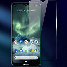 Schutzfolie Displayschutzfolie Panzerfolie Gehärtetes Glas Glasfolie Skins zum Aufkleben Panzerglas für Nokia 7.2 Klar