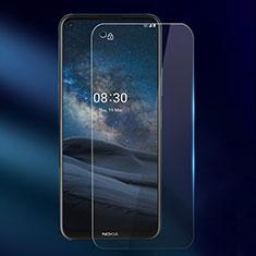Schutzfolie Displayschutzfolie Panzerfolie Gehärtetes Glas Glasfolie Skins zum Aufkleben Panzerglas für Nokia 8.3 5G Klar