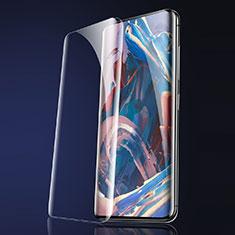 Schutzfolie Displayschutzfolie Panzerfolie Gehärtetes Glas Glasfolie Skins zum Aufkleben Panzerglas für OnePlus 7 Pro Klar