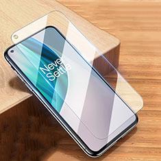 Schutzfolie Displayschutzfolie Panzerfolie Gehärtetes Glas Glasfolie Skins zum Aufkleben Panzerglas für OnePlus Nord N10 5G Klar