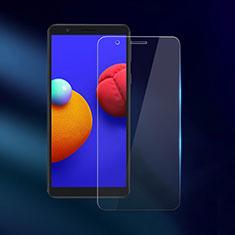 Schutzfolie Displayschutzfolie Panzerfolie Gehärtetes Glas Glasfolie Skins zum Aufkleben Panzerglas für Samsung Galaxy A01 Core Klar