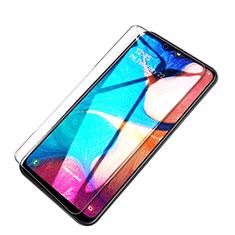 Schutzfolie Displayschutzfolie Panzerfolie Gehärtetes Glas Glasfolie Skins zum Aufkleben Panzerglas für Samsung Galaxy A20e Klar