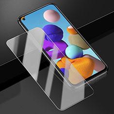 Schutzfolie Displayschutzfolie Panzerfolie Gehärtetes Glas Glasfolie Skins zum Aufkleben Panzerglas für Samsung Galaxy A21 Klar