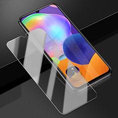 Schutzfolie Displayschutzfolie Panzerfolie Gehärtetes Glas Glasfolie Skins zum Aufkleben Panzerglas für Samsung Galaxy A31 Klar