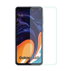 Schutzfolie Displayschutzfolie Panzerfolie Gehärtetes Glas Glasfolie Skins zum Aufkleben Panzerglas für Samsung Galaxy A60 Klar
