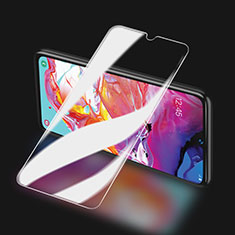 Schutzfolie Displayschutzfolie Panzerfolie Gehärtetes Glas Glasfolie Skins zum Aufkleben Panzerglas für Samsung Galaxy A90 5G Klar