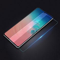 Schutzfolie Displayschutzfolie Panzerfolie Gehärtetes Glas Glasfolie Skins zum Aufkleben Panzerglas für Samsung Galaxy S10 Lite Klar