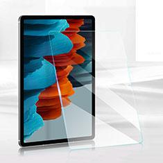 Schutzfolie Displayschutzfolie Panzerfolie Gehärtetes Glas Glasfolie Skins zum Aufkleben Panzerglas für Samsung Galaxy Tab S7 4G 11 SM-T875 Klar