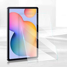 Schutzfolie Displayschutzfolie Panzerfolie Gehärtetes Glas Glasfolie Skins zum Aufkleben Panzerglas für Samsung Galaxy Tab S7 Plus 5G 12.4 SM-T976 Klar