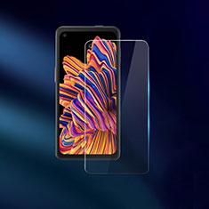 Schutzfolie Displayschutzfolie Panzerfolie Gehärtetes Glas Glasfolie Skins zum Aufkleben Panzerglas für Samsung Galaxy XCover Pro Klar