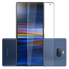 Schutzfolie Displayschutzfolie Panzerfolie Gehärtetes Glas Glasfolie Skins zum Aufkleben Panzerglas für Sony Xperia 10 Plus Klar