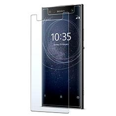 Schutzfolie Displayschutzfolie Panzerfolie Gehärtetes Glas Glasfolie Skins zum Aufkleben Panzerglas für Sony Xperia XA2 Ultra Klar
