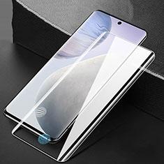Schutzfolie Displayschutzfolie Panzerfolie Gehärtetes Glas Glasfolie Skins zum Aufkleben Panzerglas für Vivo X60 Pro 5G Klar