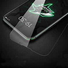 Schutzfolie Displayschutzfolie Panzerfolie Gehärtetes Glas Glasfolie Skins zum Aufkleben Panzerglas für Xiaomi Black Shark 3 Klar
