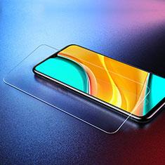 Schutzfolie Displayschutzfolie Panzerfolie Gehärtetes Glas Glasfolie Skins zum Aufkleben Panzerglas für Xiaomi Redmi 9 Prime India Klar