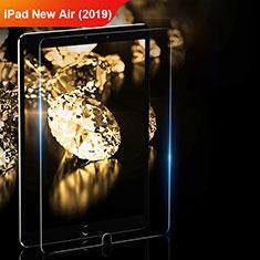 Schutzfolie Displayschutzfolie Panzerfolie Gehärtetes Glas Glasfolie Skins zum Aufkleben Panzerglas T01 für Apple iPad Air 3 Klar