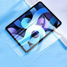 Schutzfolie Displayschutzfolie Panzerfolie Gehärtetes Glas Glasfolie Skins zum Aufkleben Panzerglas T01 für Apple iPad Air 4 10.9 (2020) Klar