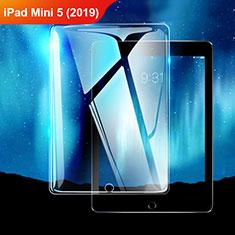 Schutzfolie Displayschutzfolie Panzerfolie Gehärtetes Glas Glasfolie Skins zum Aufkleben Panzerglas T01 für Apple iPad Mini 5 (2019) Klar