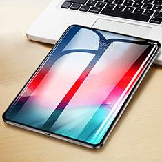 Schutzfolie Displayschutzfolie Panzerfolie Gehärtetes Glas Glasfolie Skins zum Aufkleben Panzerglas T01 für Apple iPad Pro 12.9 (2018) Klar