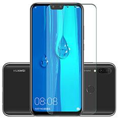 Schutzfolie Displayschutzfolie Panzerfolie Gehärtetes Glas Glasfolie Skins zum Aufkleben Panzerglas T01 für Huawei Enjoy 9 Plus Klar