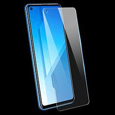 Schutzfolie Displayschutzfolie Panzerfolie Gehärtetes Glas Glasfolie Skins zum Aufkleben Panzerglas T01 für Huawei Honor Play4 5G Klar