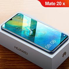 Schutzfolie Displayschutzfolie Panzerfolie Gehärtetes Glas Glasfolie Skins zum Aufkleben Panzerglas T01 für Huawei Mate 20 X 5G Klar