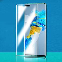 Schutzfolie Displayschutzfolie Panzerfolie Gehärtetes Glas Glasfolie Skins zum Aufkleben Panzerglas T01 für Huawei Mate 40 Pro Klar