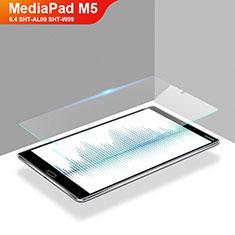 Schutzfolie Displayschutzfolie Panzerfolie Gehärtetes Glas Glasfolie Skins zum Aufkleben Panzerglas T01 für Huawei MediaPad M5 8.4 SHT-AL09 SHT-W09 Klar