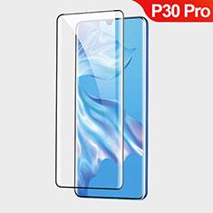 Schutzfolie Displayschutzfolie Panzerfolie Gehärtetes Glas Glasfolie Skins zum Aufkleben Panzerglas T01 für Huawei P30 Pro Klar