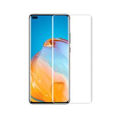 Schutzfolie Displayschutzfolie Panzerfolie Gehärtetes Glas Glasfolie Skins zum Aufkleben Panzerglas T01 für Huawei P40 Pro+ Plus Klar