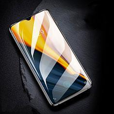 Schutzfolie Displayschutzfolie Panzerfolie Gehärtetes Glas Glasfolie Skins zum Aufkleben Panzerglas T01 für OnePlus 7 Klar
