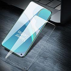 Schutzfolie Displayschutzfolie Panzerfolie Gehärtetes Glas Glasfolie Skins zum Aufkleben Panzerglas T01 für OnePlus 8T 5G Klar