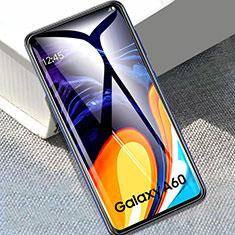 Schutzfolie Displayschutzfolie Panzerfolie Gehärtetes Glas Glasfolie Skins zum Aufkleben Panzerglas T01 für Samsung Galaxy A60 Klar