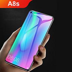 Schutzfolie Displayschutzfolie Panzerfolie Gehärtetes Glas Glasfolie Skins zum Aufkleben Panzerglas T01 für Samsung Galaxy A8s SM-G8870 Klar