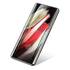 Schutzfolie Displayschutzfolie Panzerfolie Gehärtetes Glas Glasfolie Skins zum Aufkleben Panzerglas T01 für Samsung Galaxy S21 Ultra 5G Klar