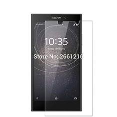 Schutzfolie Displayschutzfolie Panzerfolie Gehärtetes Glas Glasfolie Skins zum Aufkleben Panzerglas T01 für Sony Xperia L2 Klar